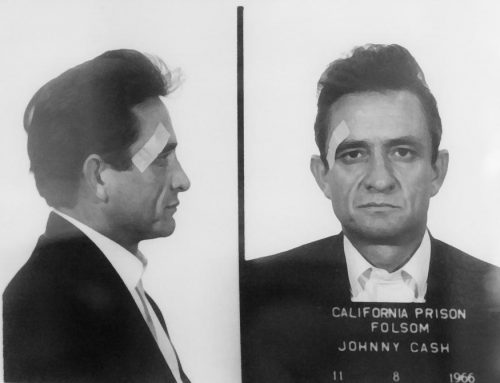 Where Johnny Cash Met God